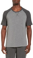 Daniel Buchler Stretch Raglan Sleeve T-Shirt