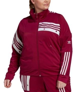 adidas Plus Size Danielle Cathari Track Jacket
