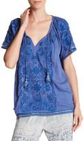 Calypso St. Barth Earlba Silk Shirt