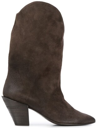 Marsèll Mid-Block Heel Boots