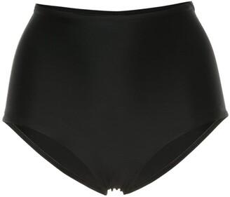 Matteau High Waisted Bikini Bottoms