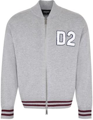 DSQUARED2 Intarsia Sweater