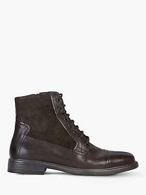 Geox Terrance Leather Boots