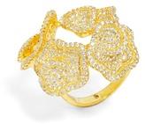 BaubleBar Lotus Ring