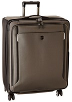 "Victorinox Werks Traveler 5.0 - WT 27"" Dual Caster Expandable 8-Wheel Upright"