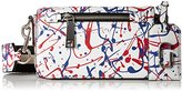 Marc Jacobs Splatter Paint Cross Body Bag