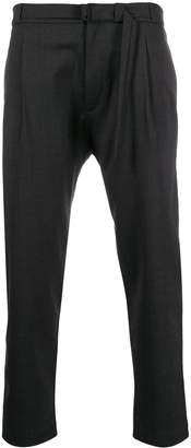 Low Brand adjustable waist trousers