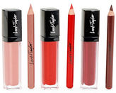 Lord & Taylor Perfect Lip Collection Six-Piece Matte Liner and Lip Gloss Set