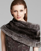 Armani Collezioni Collar - Rabbit Fur