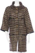 Chanel Paris-Byzance Metallic Cardigan
