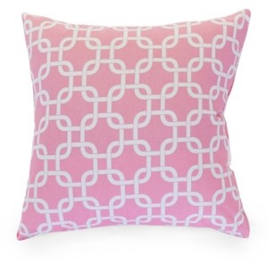 """Majestic Home Goods Links Decorative Throw Pillow Extra Large 24"""" x 24"""""""