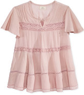 O'Neill Lace Detail Top, Big Girls (7-16)