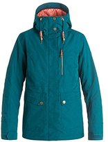 Roxy SNOW Women's Andie Tailored Long Jacket
