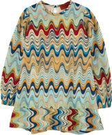 Missoni Viscose and wool dress