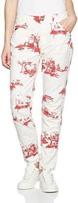 G Star Women's 5622 3D Mid Waist Boyfriend Colored-Jeans