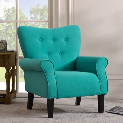 Thumbnail for your product : Red Barrel Studio 31.1'' Wide Tufted Armchair