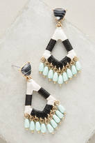 BaubleBar Aquarius Beaded Drop Earrings