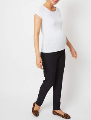 George Black Maternity Tapered Formal Trousers