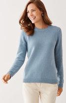 J. Jill Buttoned-Back Pullover