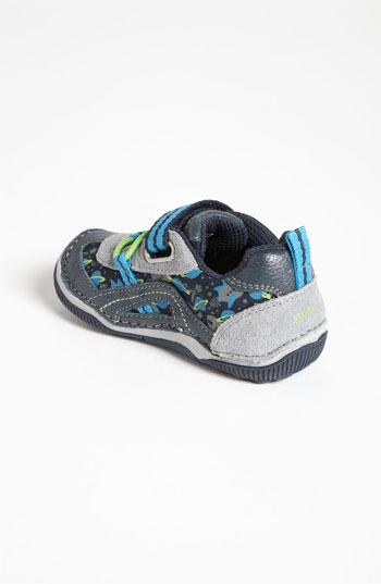 Stride Rite 'Clancy' Sneaker (Baby, Walker & Toddler)