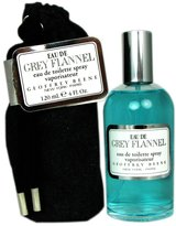 Geoffrey Beene Eau De Grey Flannel By For Men. Eau De Toilette Spray
