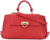 Salvatore Ferragamo mini tote bag - women - Leather - One Size