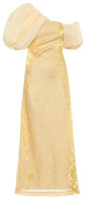 REJINA PYO Nina one-shoulder maxi dress