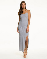 Le Château Jersey Cotton Scoop Neck Maxi Dress