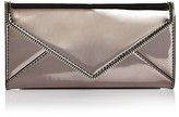Rebecca Minkoff Large Metallic Leather Wallet