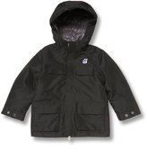 K-Way Attached Hood Jacket