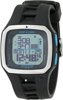 Rip Curl Men's A1092 - BLW Trestles Pro World Tide Black Digital Tide Surf Watch