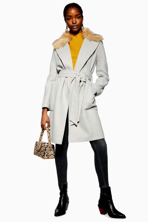 1dd9647543fd Topshop Women's Coats - ShopStyle