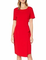 Thumbnail for your product : Gina Bacconi Women's Lilianna Moss Crepe Dress Cocktail