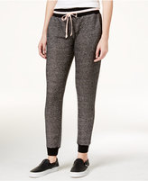 Jessica Simpson The Warm Up Juniors' Varsity Jogger Pants
