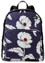 Jack Spade Poppy Floral Cotton Backpack