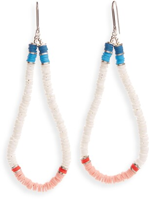 Isabel Marant Beaded Drop Earrings