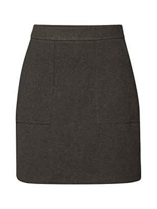 Vero Moda Women's Vmfelicity Hw Abk Skirt JRS,Small