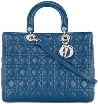 Christian Dior Pre-Owned Lady Cannage 2way handbag