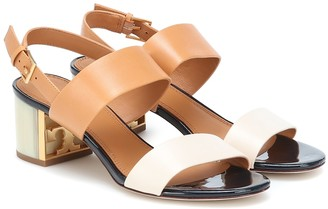 Tory Burch Gigi leather sandals
