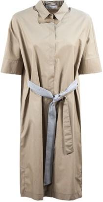 Fabiana Filippi A-line Smock Dress