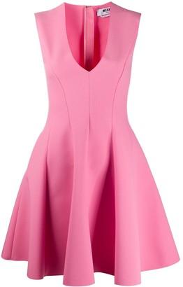 MSGM Cady mini dress