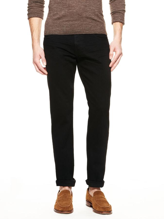 Simon Spurr Five-Pocket Denim Jeans