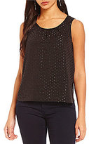 Jones New York Sparkle Dot Shell