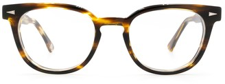AHLEM Rue Duroc Yellow Lines Glasses