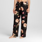 Gilligan & O Women's Pajama Satin Pant - Gilligan & O'Malley