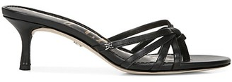 Sam Edelman Jedda Leather Thong Mules