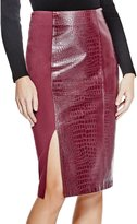 GUESS Women's Candri Midi Skirt