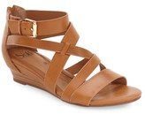 Sofft Women's 'Rianna' Wedge Sandal