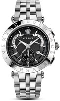 Versace V-Race Watch, 42mm