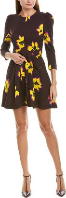A.L.C. Stella Silk A-Line Dress